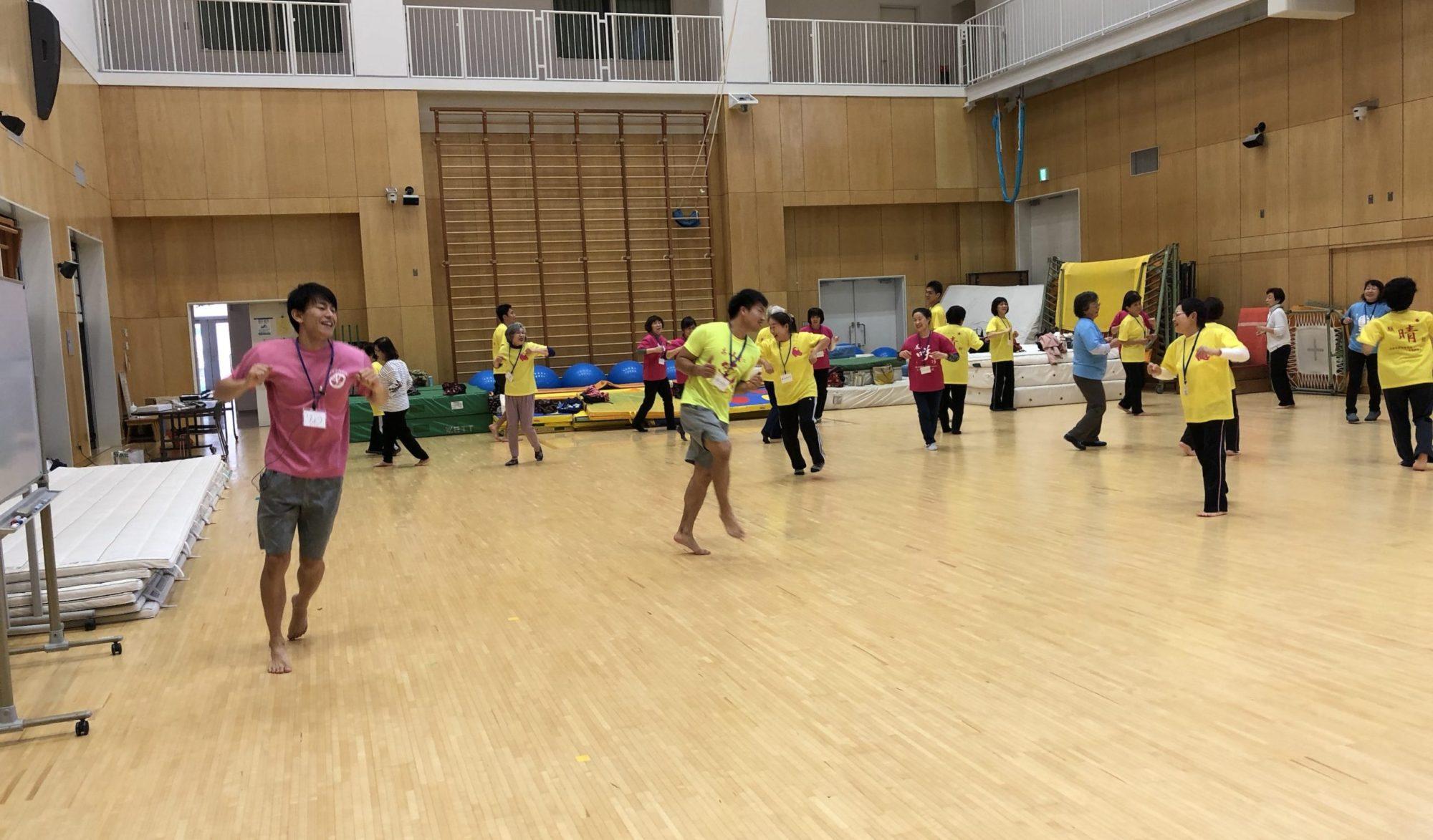体操コーチング論研究室